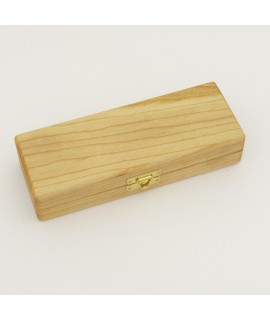 Pen Case in Cherry Wood