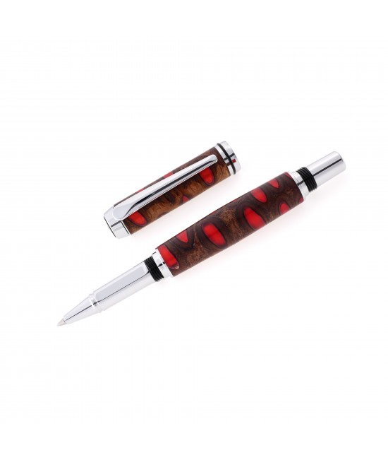Baron Style Rollerball Pen in Banksia Seed Pod