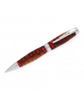 Cigar Style Ballpoint Pen in Banksia Seed Pod