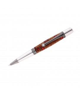 Napoleon Style Ballpoint Pen in Banksia Seed Pod